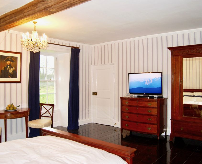 Privat room at Swafield Hall