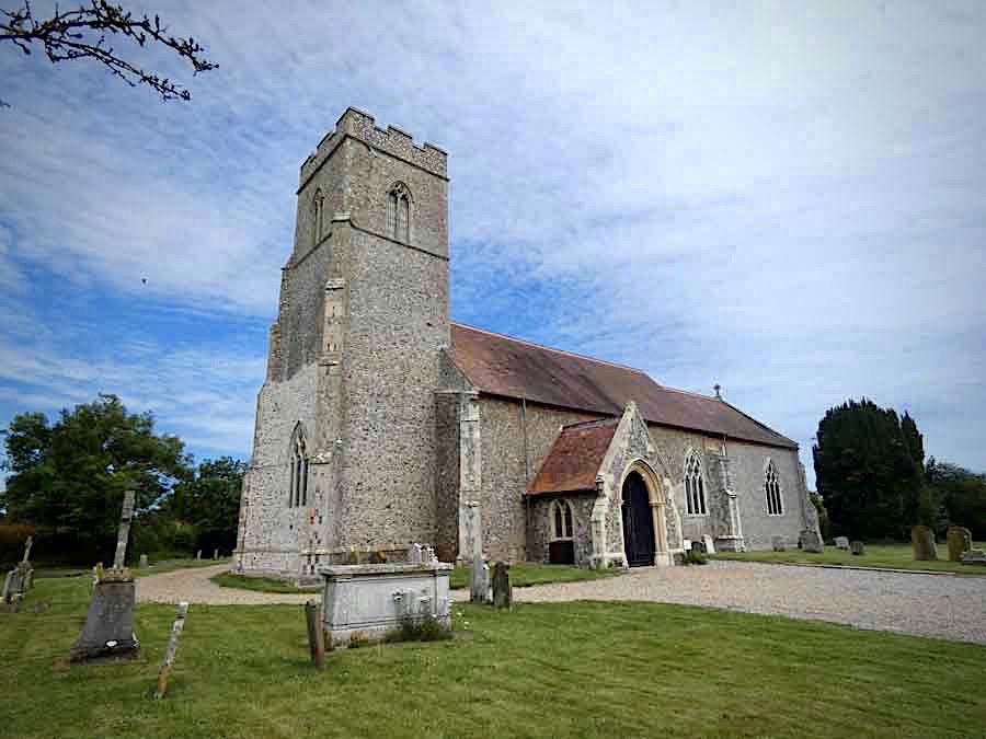St Mary Church Antingham